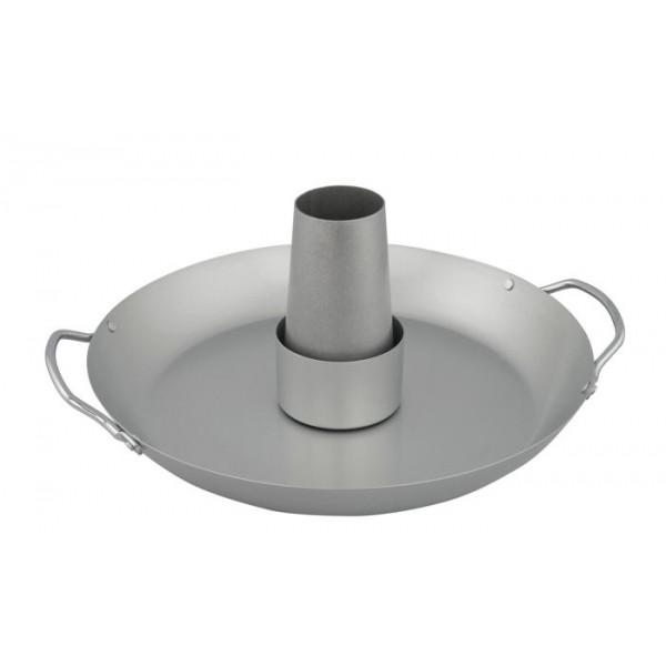 Plat de cuisson pour volailles en inox Culinary Modular Campingaz