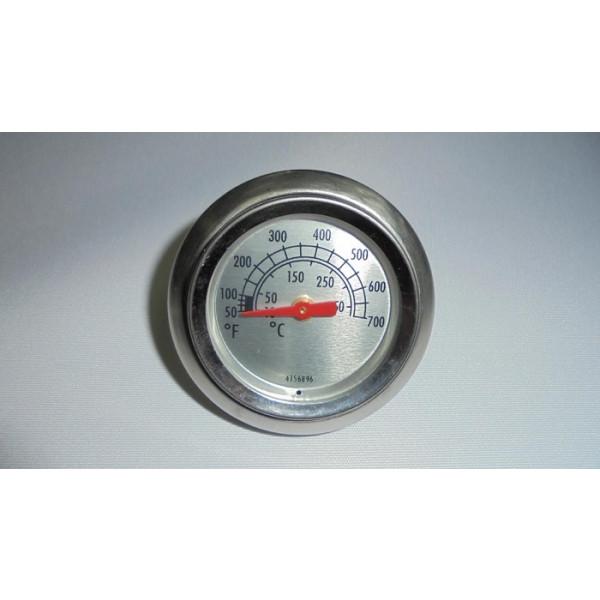 Thermomètre Couvercle pour Barbecook à gaz