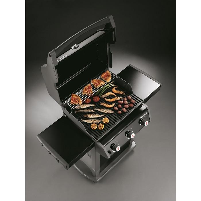 barbecue gaz weber spirit original e 310 plancha. Black Bedroom Furniture Sets. Home Design Ideas