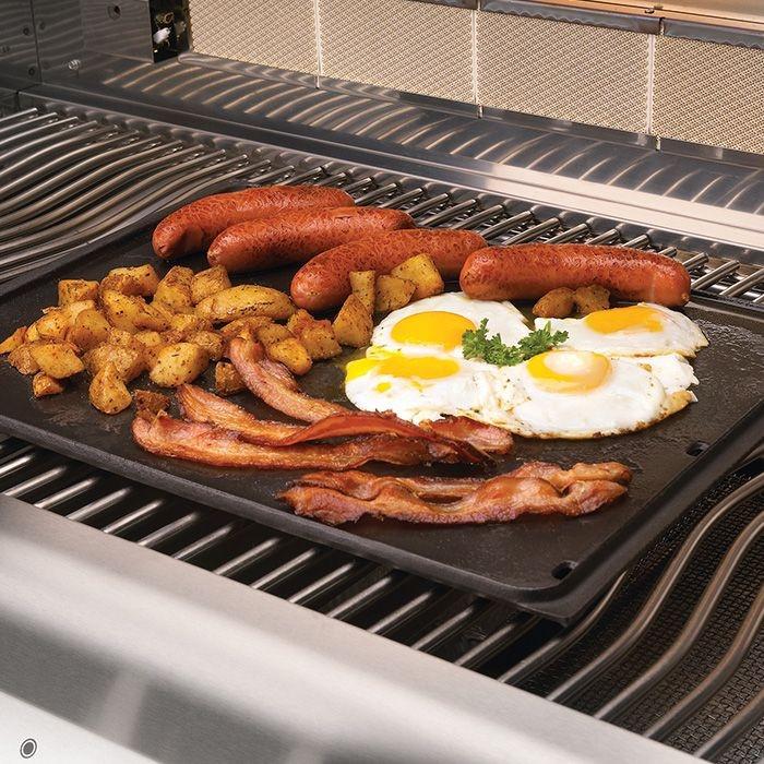 plaque plancha pour barbecues napoleon 485 500 605 730. Black Bedroom Furniture Sets. Home Design Ideas