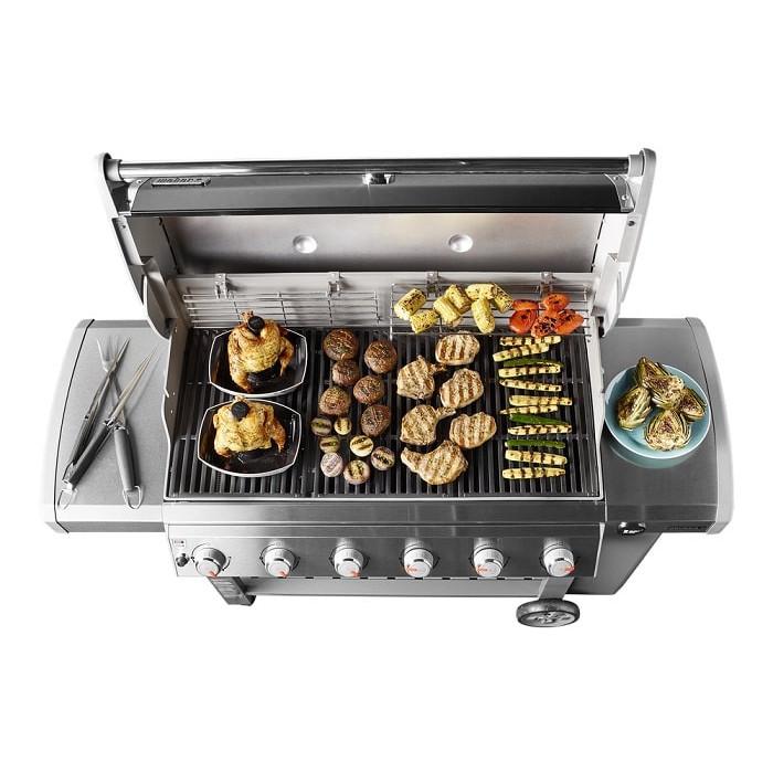 Pièces détachées Barbecue Weber Genesis 2 E 610 GBS