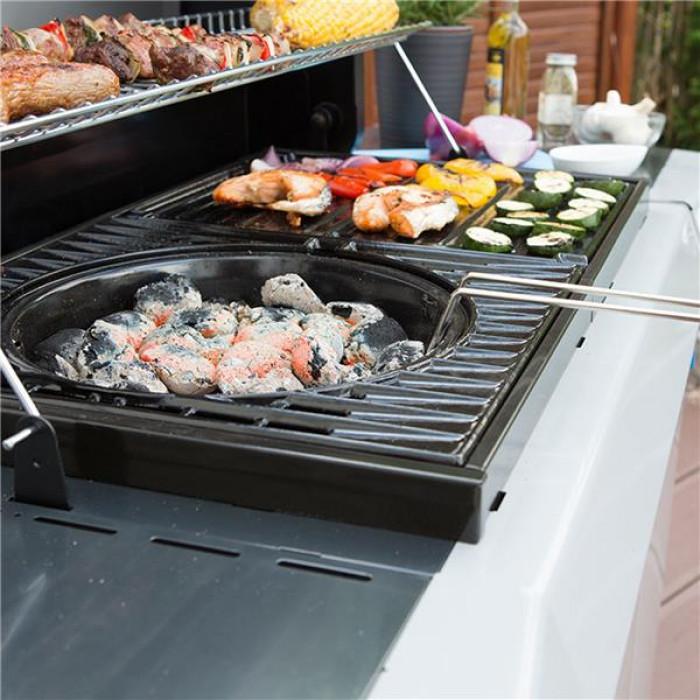 adaptateur charbon de bois culinary modular pour barbecues campingaz. Black Bedroom Furniture Sets. Home Design Ideas