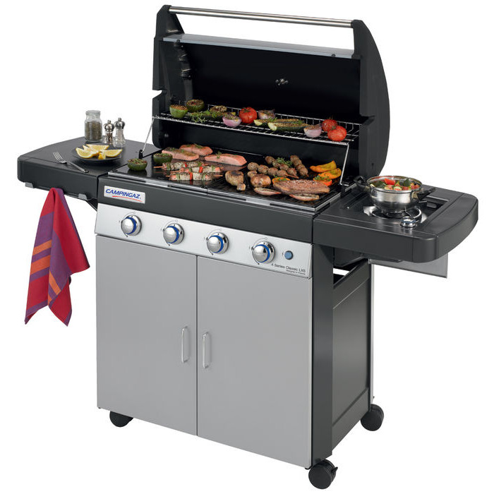barbecue 4 series classic l