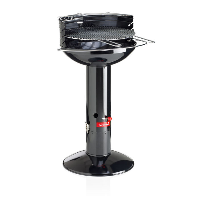 Barbecue à charbon Barbecook MAJOR BLACK + Dome