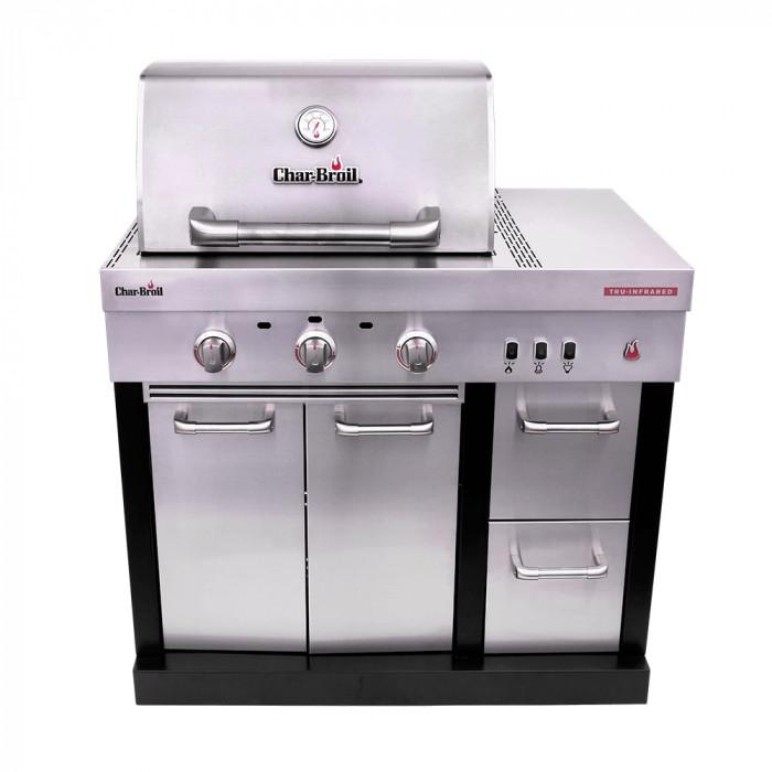 Barbecue Gaz Cuisine Exterieure Char Broil Ultimate 3200