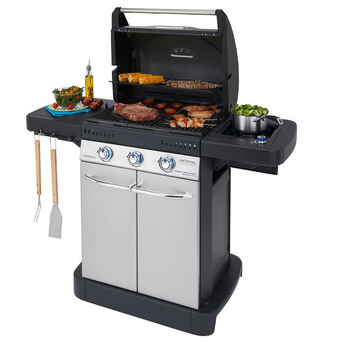 Barbecue Master 4 Series Classic Campingaz Raviday