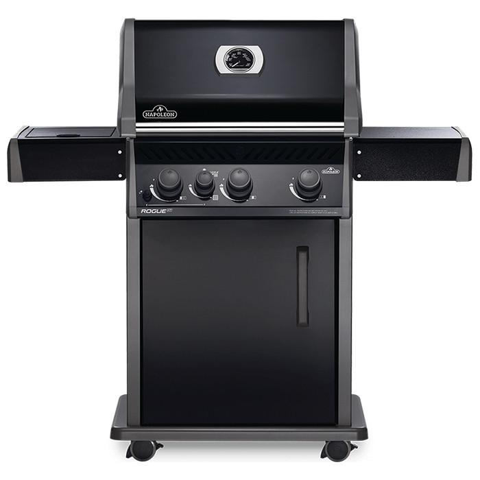 Barbecue à gaz Napoleon ROGUE XT 425 SIB Noir