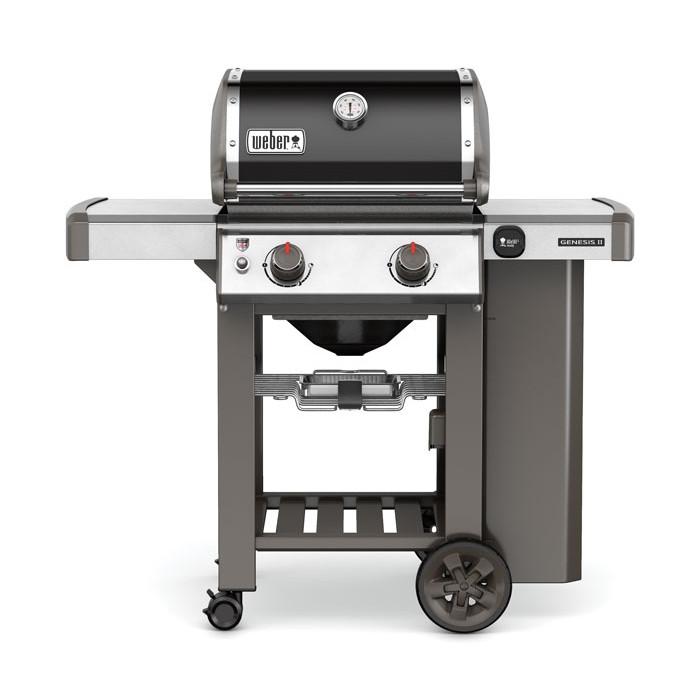 Barbecue à gaz Weber Genesis 2 E-210 GBS Noir
