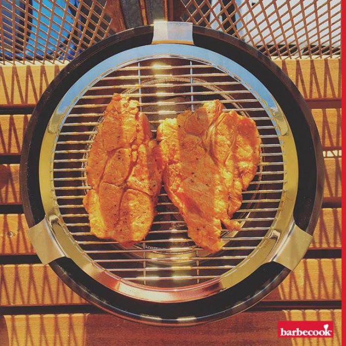 Barbecue De Table Au Charbon Barbecook Joya
