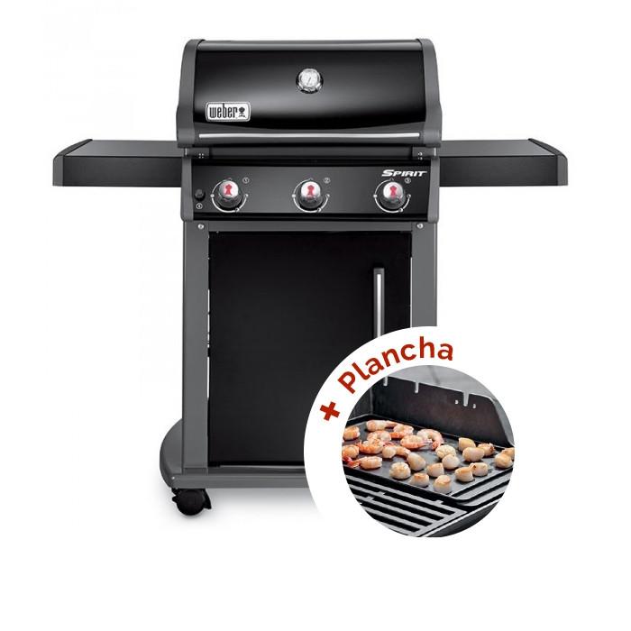 ee79fca2428 Barbecue gaz Weber Spirit Original E-310 + plancha - Raviday Barbecue