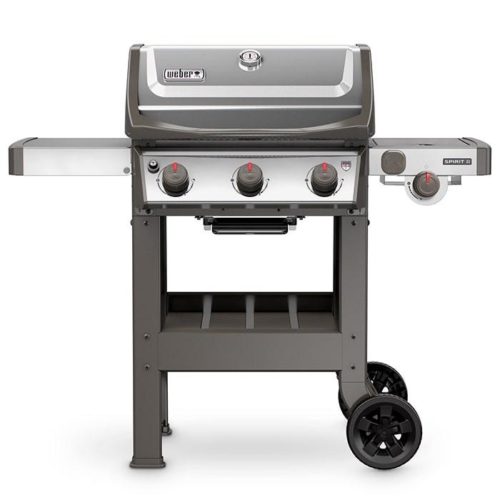 Barbecue à gaz Weber Spirit 2 S-320 GBS Inox