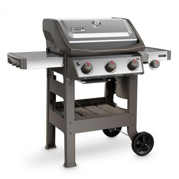 barbecue gaz weber spirit 2 s 320 gbs inox. Black Bedroom Furniture Sets. Home Design Ideas