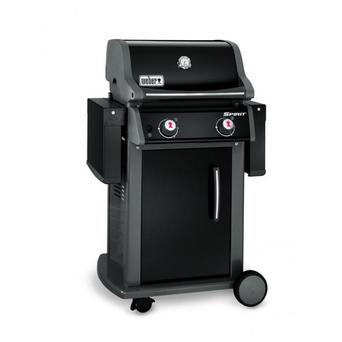 Barbecue gaz weber spirit original e 210 black - Barbecue weber gaz ...