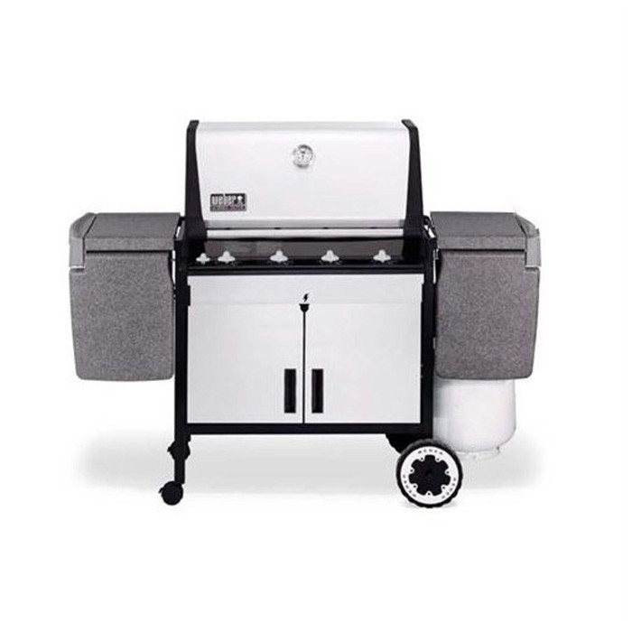 Barbecue Weber Summit Silver A