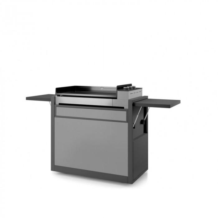 Chariot pour plancha Forge Adour Premium 75 Acier