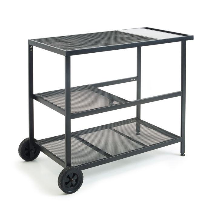 chariot de jardin pour plancha barbecook ep. Black Bedroom Furniture Sets. Home Design Ideas