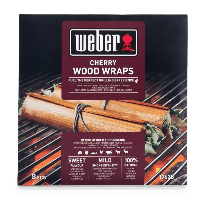 Enveloppes en bois de cerisier Weber