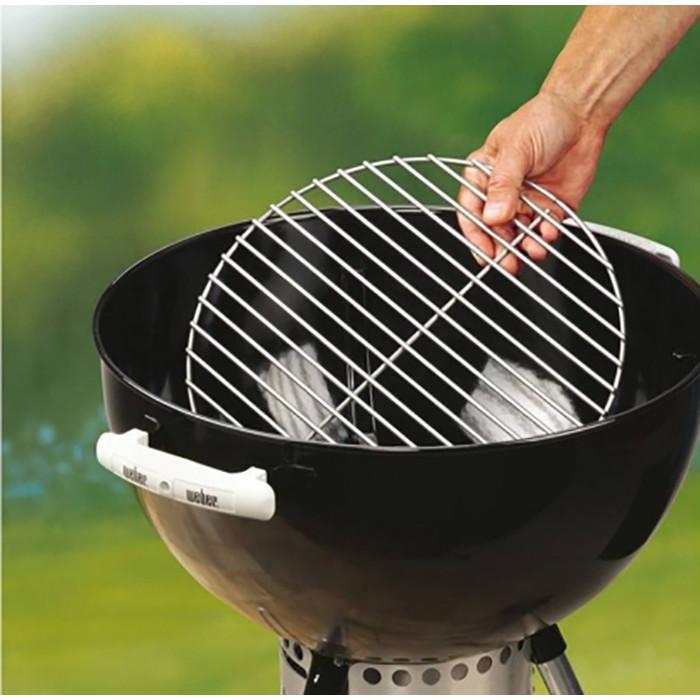 Grille foyère pour barbecue à charbon Weber D 57 cm