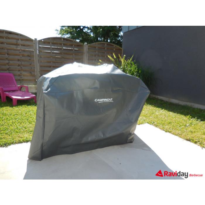 Housse renforc e de barbecue campingaz taille xxl for Housse barbecue