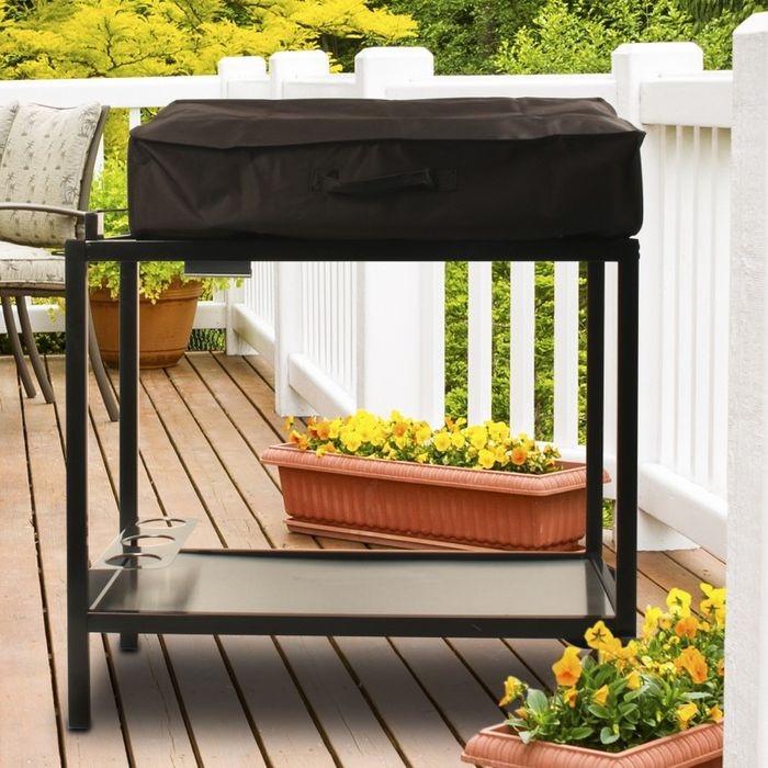 housse de protection pour plancha poser somagic. Black Bedroom Furniture Sets. Home Design Ideas