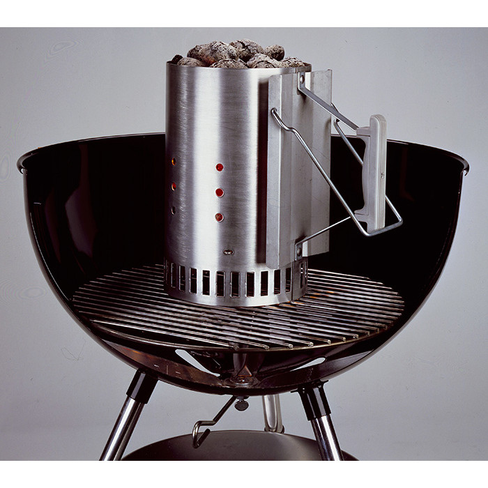 Cheminee D Allumage Pour Barbecue Weber Raviday Barbecue