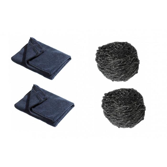 Kit de nettoyage pour plancha