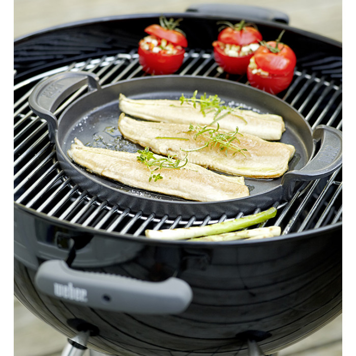 plancha weber pour gourmet bbq system. Black Bedroom Furniture Sets. Home Design Ideas