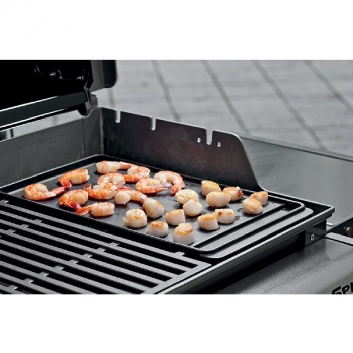 barbecue gaz weber spirit original e 310 plancha raviday barbecue. Black Bedroom Furniture Sets. Home Design Ideas