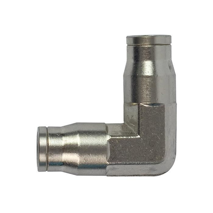 Raccord coude 1/4 pour système haute pression O'Fresh