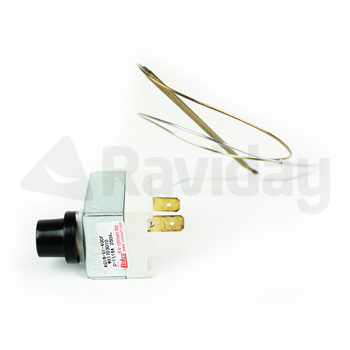 Thermostat de sécurité 400° - plancha électrique Forge Adour