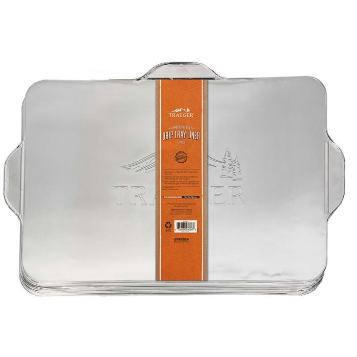5 Plaques de récupération de graisses barbecues Traeger PRO 575 et TIMBERLINE 850