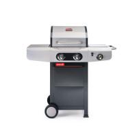 Barbecue à gaz 2 feux Barbecook Siesta 210