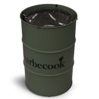 Barbecue à charbon Barbecook EDSON GREEN ARMY ø 47 cm