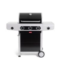 Barbecue à gaz Barbecook SIESTA 310 Black Edition + Plancha