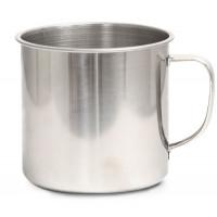 Mug récupérateur circulaire Le Marquier en inox 0,5l pour Plancha