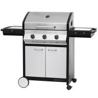 Barbecue à gaz Cadac MERIDIAN Inox 3 brûleurs