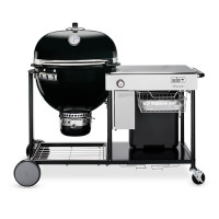 Barbecue à charbon Weber Summit Grilling Center GBS Ø 61cm