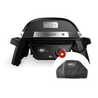 Barbecue électrique Weber Pulse 1000