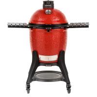 Barbecue en céramique Kamado Joe Classic III + Chariot