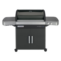 Barbecue gaz Campingaz 3 Series RBS LD Vario - grille Culinary + plancha fonte
