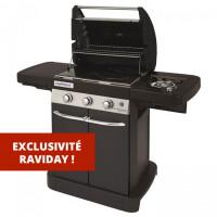 Barbecue à gaz Campingaz 3 Series Classic LXSD Plus