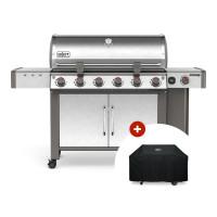 Barbecue Weber Genesis 2 LX S-640 GBS Inox