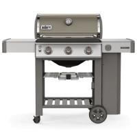 Barbecue à gaz Weber Genesis 2 E-310 Smoke Grey avec Plancha
