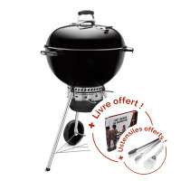 Barbecue Weber Master-Touch GBS ø 57 cm Noir