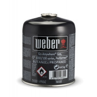 Cartouche de gaz petit format Weber 445g