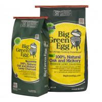 Sac de charbon de bois BIO Premium Big Green Egg