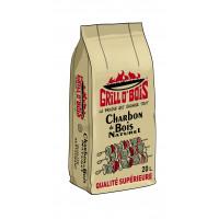 Charbon de bois 20L Grill O'Bois