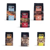 Bois de fumage Weber (6 saveurs au choix)