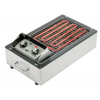 Grill électrique à pierres de lave Roller Grill