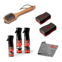 Kit de nettoyage Weber pour barbecues à charbon